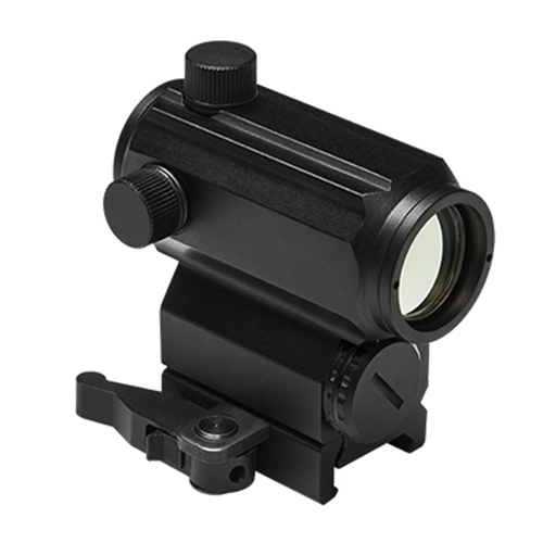 VISM Red & Blue Dot Aiming Sight w/ Quick Detach Riser Mount