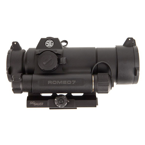 SIG SAUER ROMEO 7 Red Dot Sight w/ Adjustable Quick Detach Mount