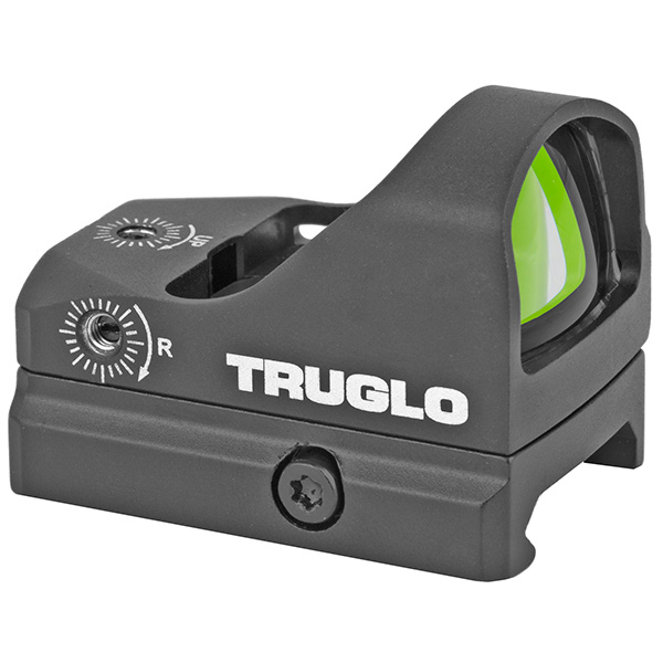 TruGlo TRU-TEC Micro Sub–Compact Red Dot Sight + Picatinny Mount