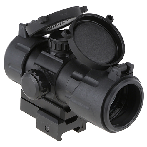 UTG Tactical Red Green Dot Co-Witness Quick Detach Scope