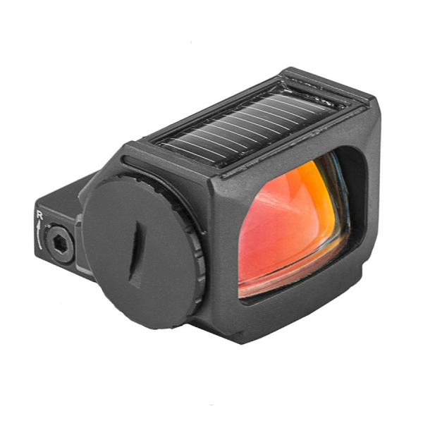VISM SPD Micro Solar Power Reflex Sight w/ Picatinny & RMR Mount