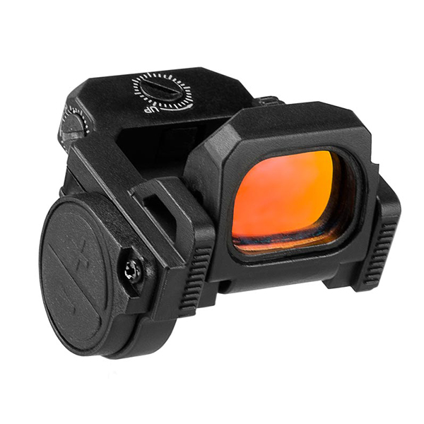 VISM FlipDot Pro Red Dot Reflex Optic w/ RMR and Picatinny Mount