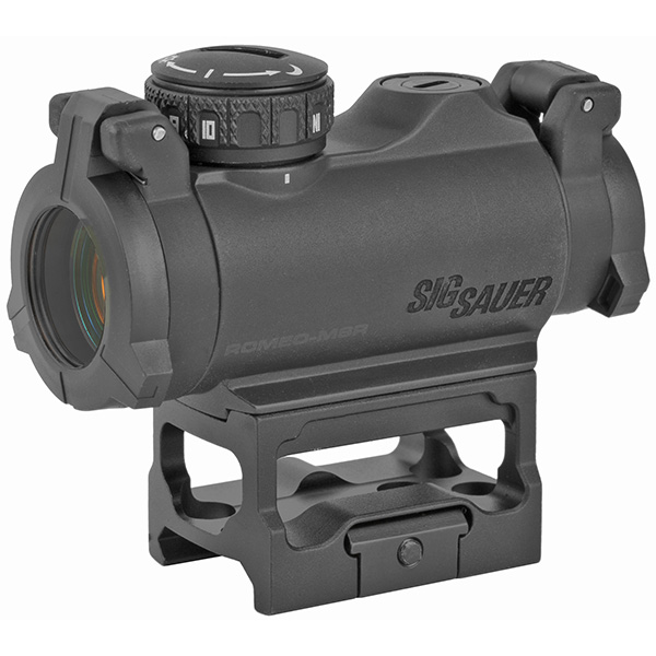 SIG SAUER ROMEO-MSR 2 MOA Red Dot Sight With Picatinny Mount