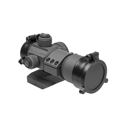 NcStar Urban Grey Red Green Blue Dot Scope Sight + Mount