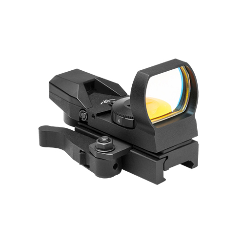 NcStar Rogue Reflex Sight Red Reticle w/ QR Mount / DX4BQ