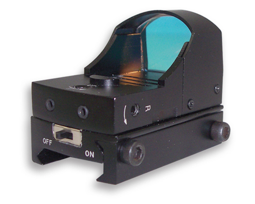 NcStar Tactical Micro Red Dot Reflex Sight Item# DDAB