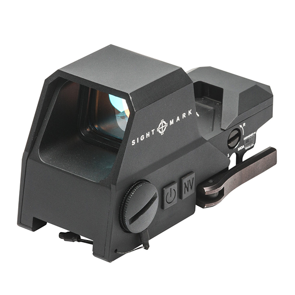 Sightmark Ultra Shot A-Spec NV Compatible Reflex Sight QD Mount
