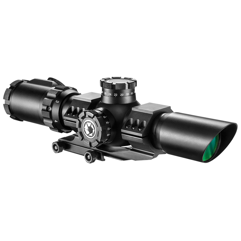 Barska 1-6x32 IR SWAT-AR Rifle Scope