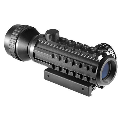 Barska 2x30mm Tactical Red Dot Sight w/ Magnifier