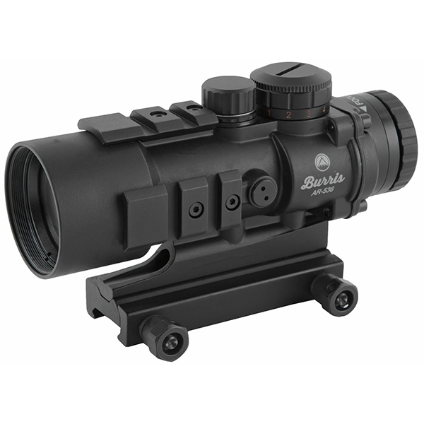 Burris AR-536 illuminated Ballistic CQB Reticle Tactical Sight