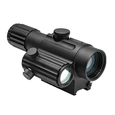 NcStar Dual Urban Optic 4X32mm with Offset Green Dot