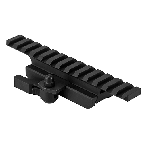 NcStar V2 Quick Detach Tactical Riser Scope Mount / MARFQV2