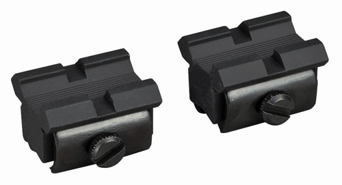 Made in USA Weaver Adapter For 3/8 inch Dovetail Rails