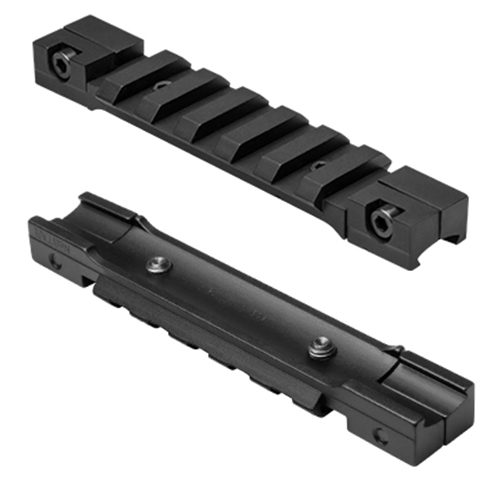 NcStar Tactical 7/8 Picatinny to 3/8 Dovetail Rail Adapter