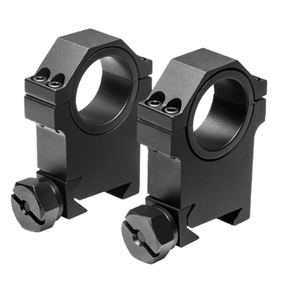 Extra-Tall 30mm / 1 inch Tactical Scope Rings