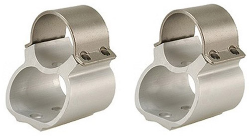 "Weaver Stainless Steel 1"" Scope Rings For Ruger 10/22 Rifles"