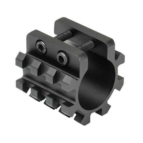 Multi Rail Magazine Tube Accessory Mount for 12 Gauge Shotgun