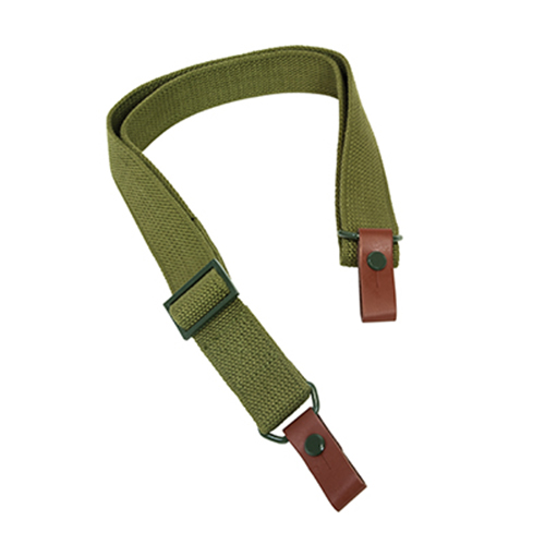 AK47 AK74 AKM AKS SKS Saiga Military Green Rifle Sling