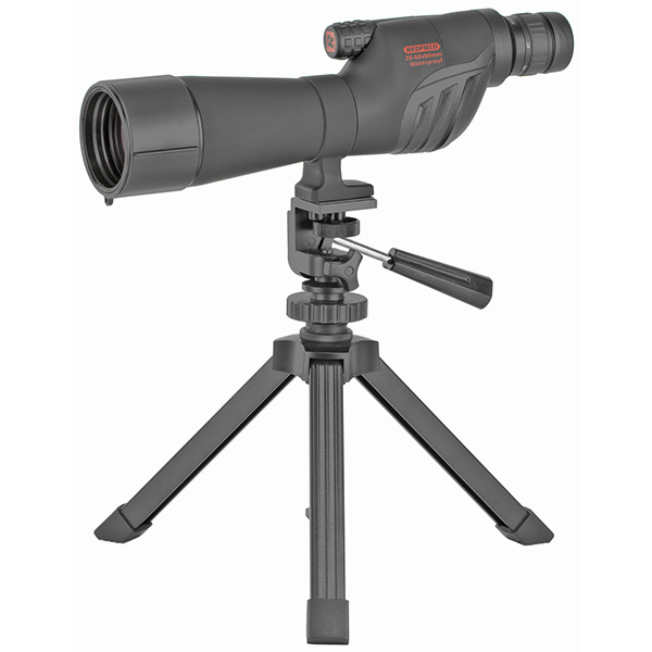 Redfield Rampage 20-60x60 Spotting Scope + Tripod and Soft Case
