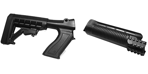 ARCHANGEL Tactical Shotgun Stock And Trirail Handguard
