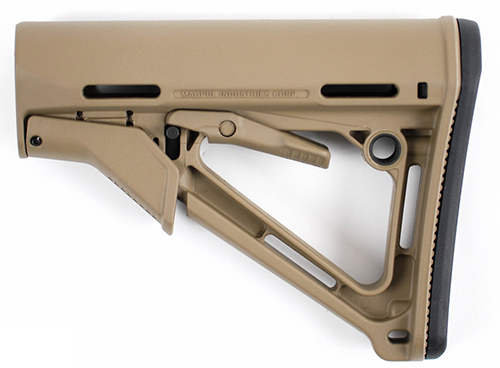 Magpul CTR AR15 M4 Collapsible Carbine Stock Mil-Spec Diameter