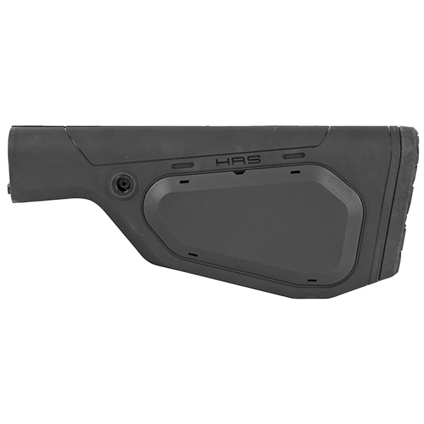 HERA AR15 Fixed Position Rifle Length Stock With Rubber Buttpad