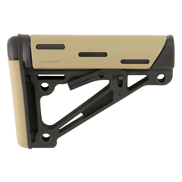 Hogue OMC Mil-Spec Collapsible AR15 Buttstock - Flat Dark Earth