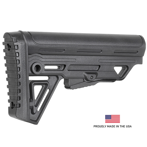 Made in USA - Trinity Force ALPHA MK2 Collapsible AR15 Stock