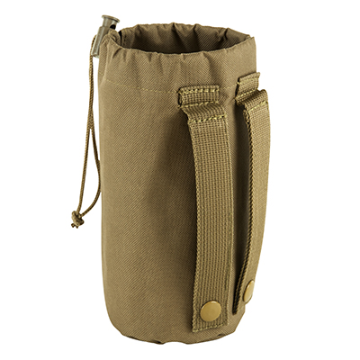 MOLLE / PALS Compatible Water Bottle Carrier Pouch